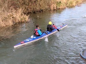 Waterside A Race